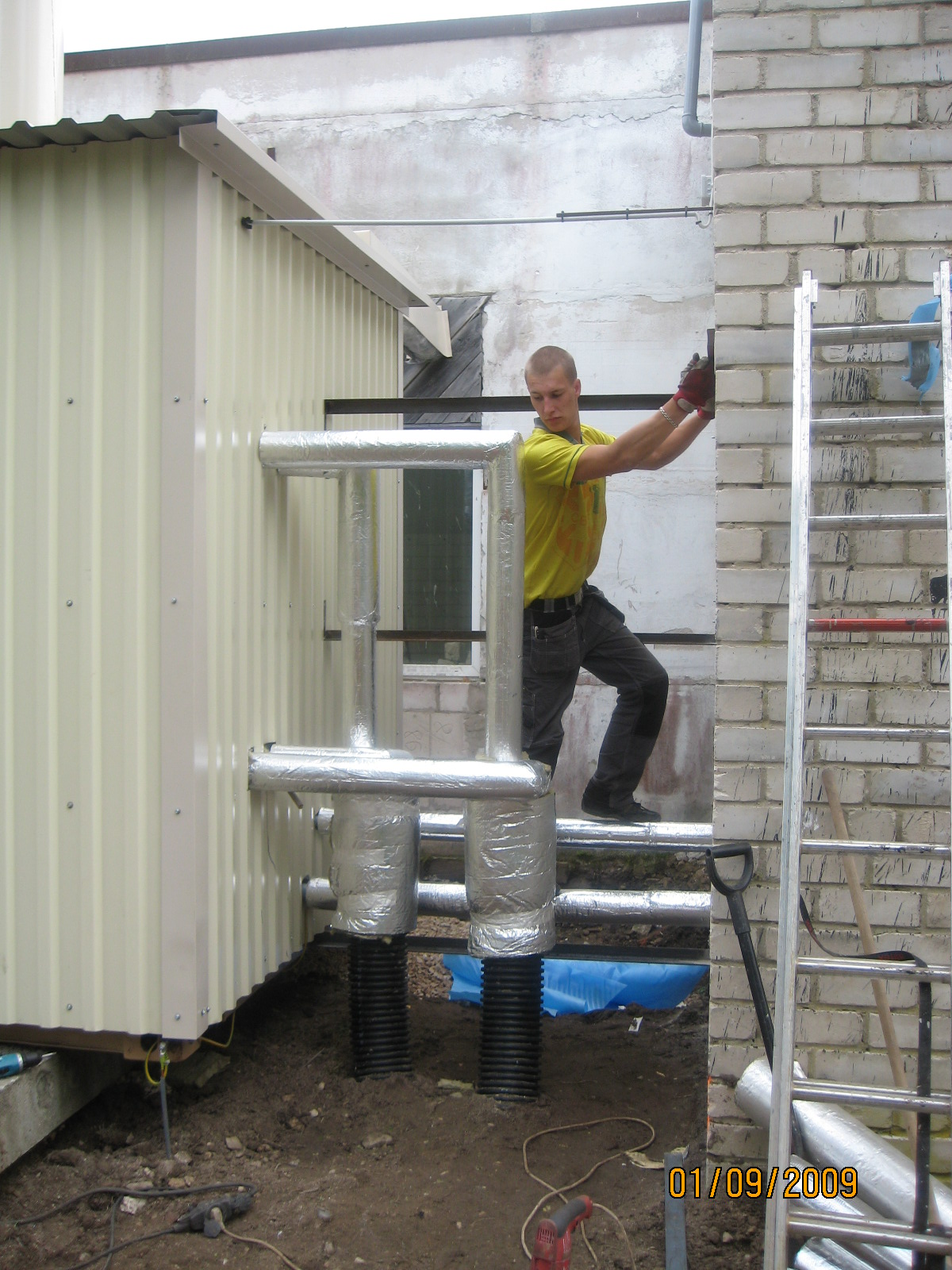 sw energia katlamajade ehitamine ja hooldus