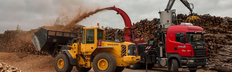 puiduhakkuri töö