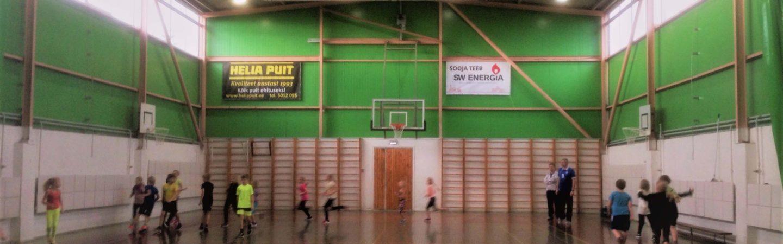 Tõrvandi-spordihalli
